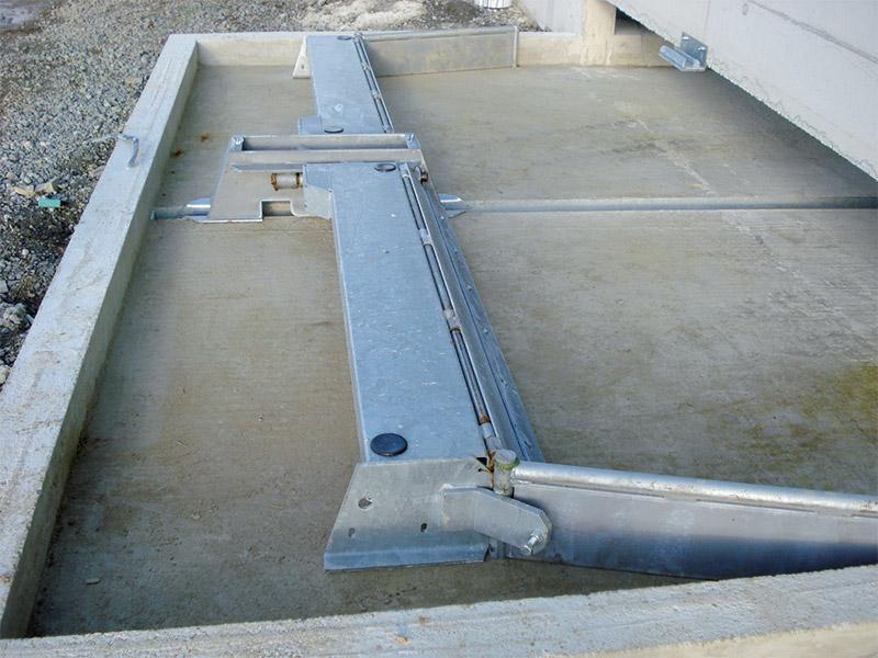 racleur hydraulique par i3E élevage