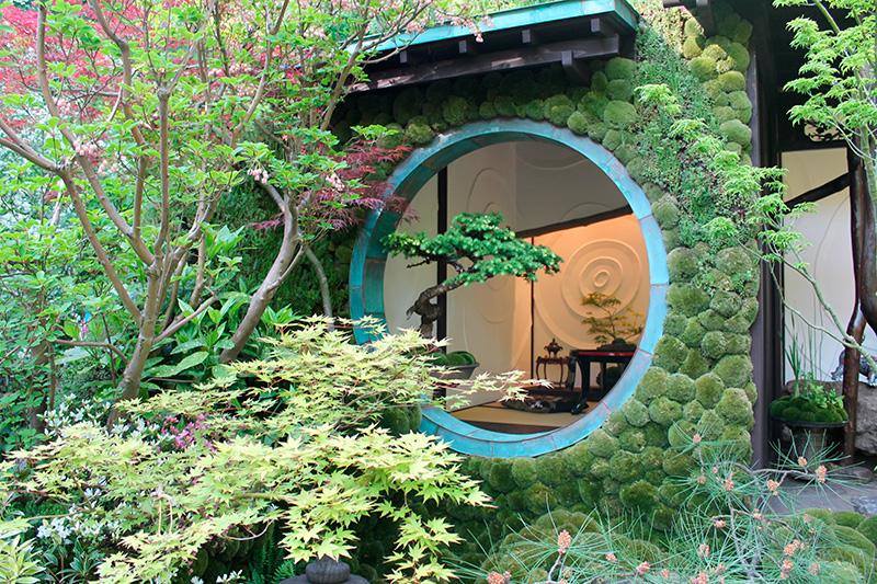 fleurs arbustes lanterne chinoise pour des jardins japonais. Black Bedroom Furniture Sets. Home Design Ideas