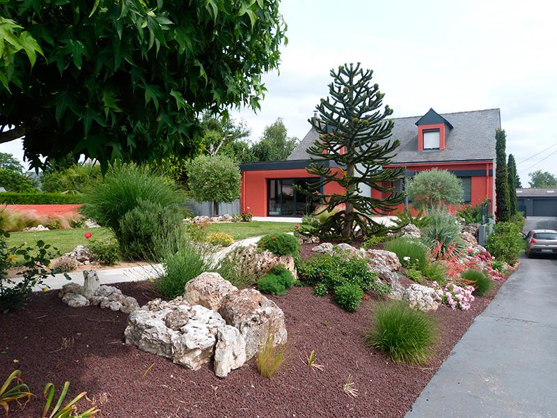 Des fleurs arbustes et d co pour des jardins tendances for Fleurs et arbustes de jardin