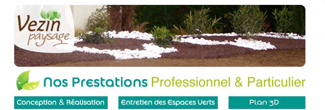 Vezin Paysage - Paysagiste, entretien et création de jardin pour les ...